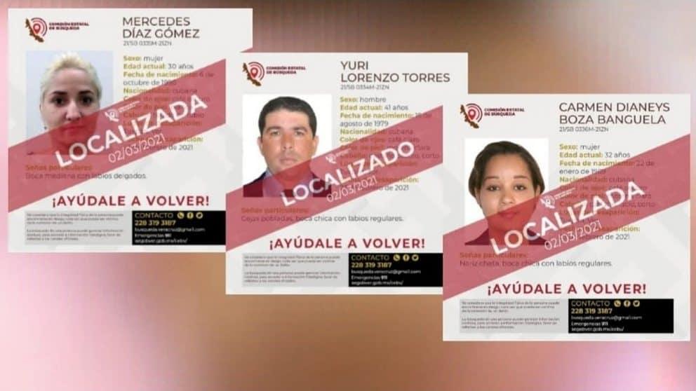 cubanos desaparecidos méxico frontera usa