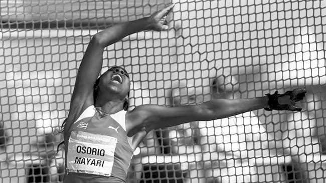 Fallece joven atleta cubana medallista de los Juegos Olímpicos de la Juventud