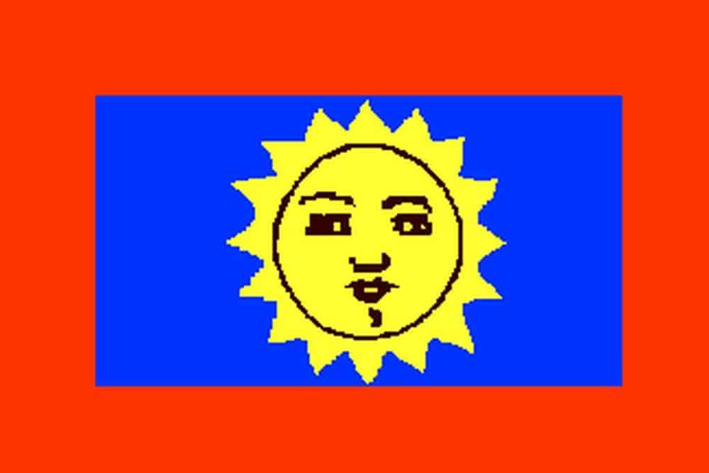 primera bandera cubana