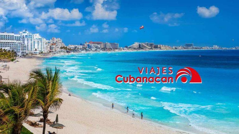 ¿Incluyen visado los paquetes turísticos a Cancún que vende Cubanacán?