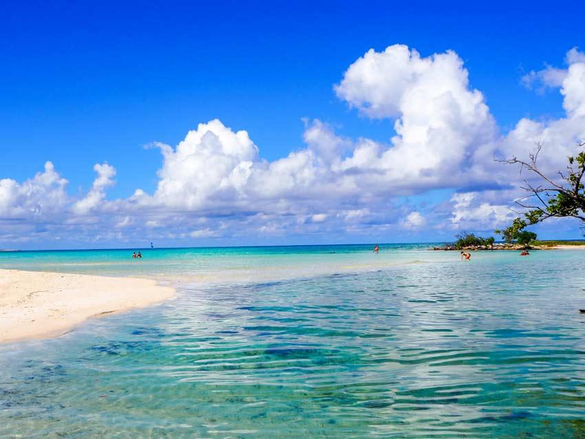 playa de cayo coco cuba