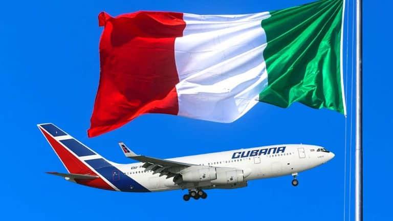 Italia extiende prohibición de entrada a turistas cubanos