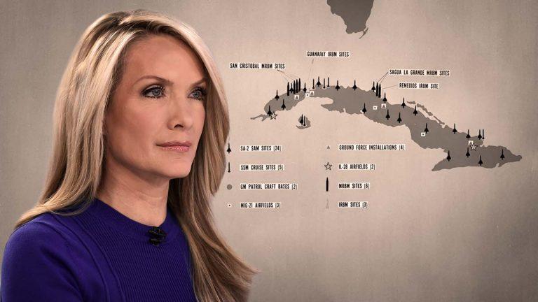 """Dana Perino y su """"relación"""" con la crisis de los misiles en Cuba"""
