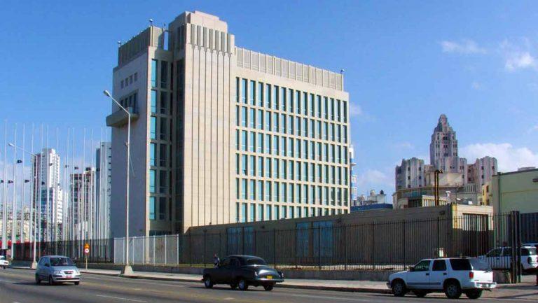 El personal de EE.UU. regresará a la embajada en La Habana, Cuba