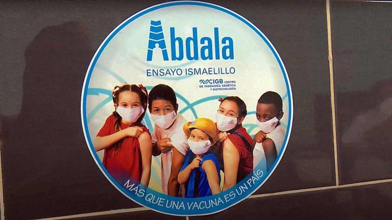 Cuba: comienza la vacunación pediátrica en Camagüey