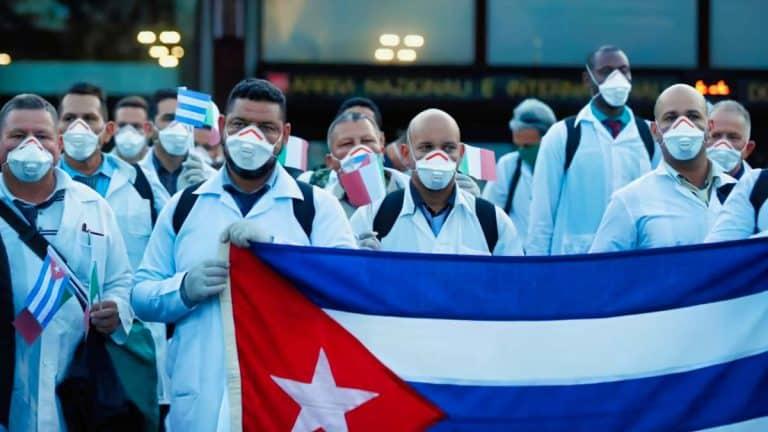 Lombardía (Italia) quiere otra vez médicos cubanos