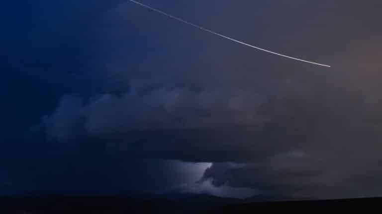 En Santiago de Cuba sí cayó un meteorito