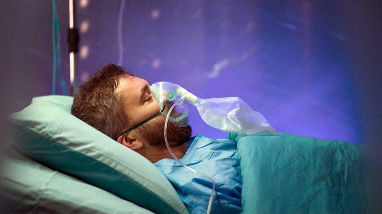 Hospitales de Florida con menos oxígeno ante el repunte de la COVID-19