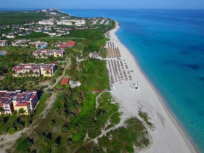 la playa de varadero cuba