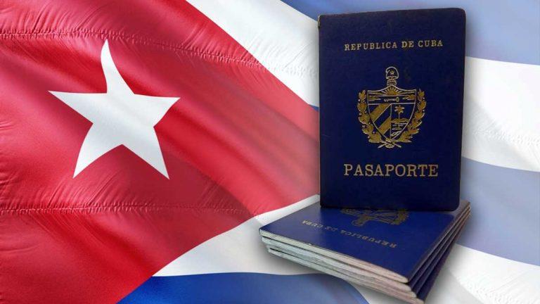 Mantienen prórroga automática y sin costo del pasaporte para residentes cubanos en el exterior