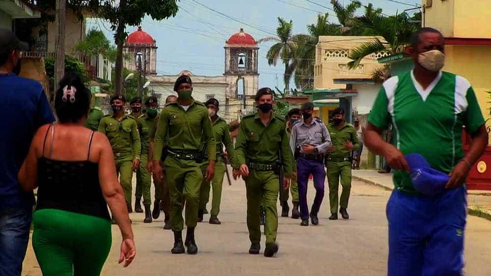 protestas cuba 11 julio 2021