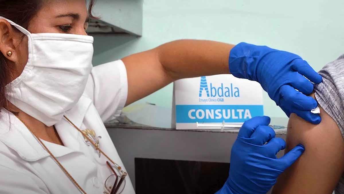 vacuna abdala cuba