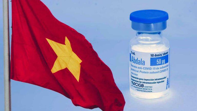 Vietnam, primer país extranjero en aprobar Abdala para uso de emergencia